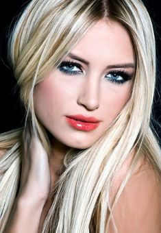 Makeup For Blue Eyes And Blonde Hair And Fair Skin Scrutiny makeup as x rated