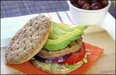 HG's A+ Avocado Burger