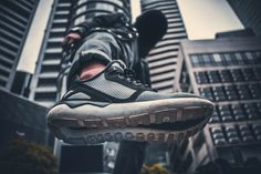"""Another week and we're back with the highlights from our series showcasing some of the best sneaker photos we come across on Instagram each week. By now the """"floating"""" kicks or shoes dangling off a building looks are getting pretty commonplace, but when done well they're still worth a look. Whether it's a glimpse at …"""