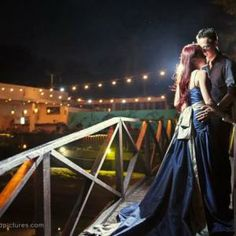 Prewedding Pictures by Camio Pictures - Bali Night shot