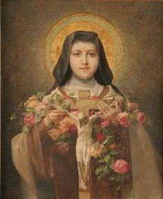 Saint Therese - by Emil Beischläger