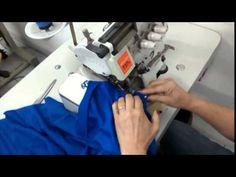 Professora Betânia ensina a fazer uma blusa polo