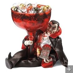 Vampire Doll Vwine Halloween Snack Candy Dish Red Acrylic Wine Glass by Spooktacular Designs, http://www.amazon.com/dp/B0074R1SXK/ref=cm_sw_r_pi_dp_VbHtsb1HTYF1X
