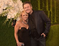 If there was an award for cutest couple Miranda Lambert and Blake Shelton would certainly take home the prize at the 2014 BMI Country Awards on Nov. 4 in Nashville, Tenn.