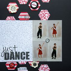 I Love to Dance - Scrapbook.com
