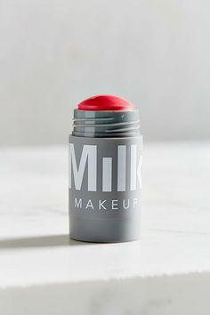 Milk Make-up Lip + Cheek Coloration 80s Makeup, Beauty Makeup, Face Makeup, Blush Beauty, Mini Makeup, Makeup Cosmetics, Lip & Cheek Stains, Gel Liner, Instagram Makeup