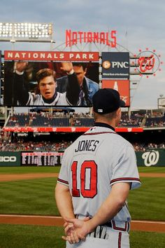 Chipper's last games :(