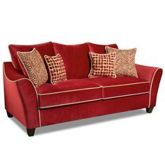 Stop in and see this Stately Sofa Set