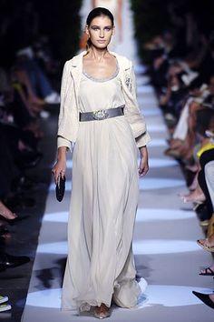 Badgley Mischka Spring 2006 Ready-to-Wear Fashion Show - Eugenia Volodina