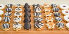 Pastry And Bakery, How Sweet Eats, Four, Sweet Recipes, Catering, Tasty, Chocolate, Lunch, Cookies