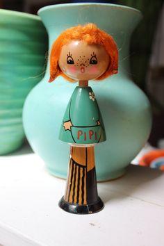Pipi Pikksukk (Pippi Longstocking, character from Astrid Lindgen's books)