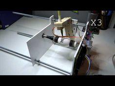 DIY Arduino controlled Egg-Bot (Scheduled via TrafficWonker.com) (Scheduled via TrafficWonker.com)