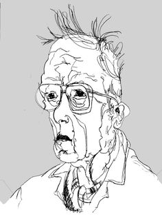 blind contour line drawing - Google Search