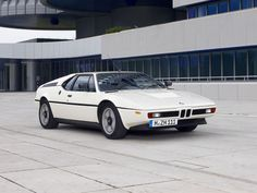 BMW M1... Anthony, I want THIS one!!!