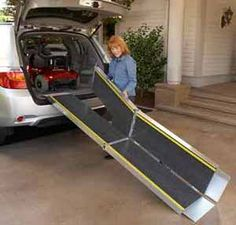 ramps on pinterest portable ramps scooter ramps and wheelchair ramp