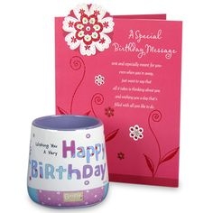 Birthday Hamper For Her Surprise your dear one on her or his birthday with this hamper which comprises of a mug and a greeting card. Rs. 524 : Shop Now : https://hallmarkcards.co.in/collections/shop-all/products/birthday-gifts-for-her
