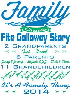 Family Reunion Shirts - Custom Family Reunion T-Shirt Design - Family Cruise (desn-899f1) Family Reunion Shirts, Spanish Design, Family Cruise, Flag Design, Tree Designs, Custom Shirts, Shirt Designs, T Shirt, Bunting Design