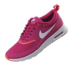 Los tenis Air Max Thea de Nike para mujer están equipados con una  amortiguación ligera de d1e916cc3242d