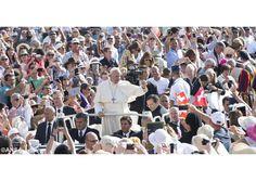 """""""Aprendamos de Jesús que cosa significa vivir de misericordia"""", el Papa en la…"""