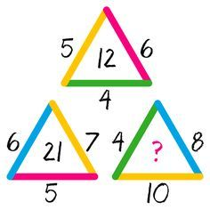 MATH PUZZLE: Can you replace. - MATH PUZZLE: Can you replace the question mark with a number? - - Correct Answers: 312 - The first user who solved this task is Donya Math For Kids, Fun Math, Math Games, Logic Math, Logic Puzzles, Funny Puzzles, Math Problem Solving, Math Puzzles Brain Teasers, Logic Questions