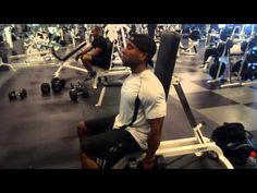 Chris Jones of Physiques Of Greatness: How To Get Broad Shoulders