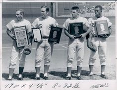 Love this vintage photo..watched them play many a game..some at old crosley field...go reds