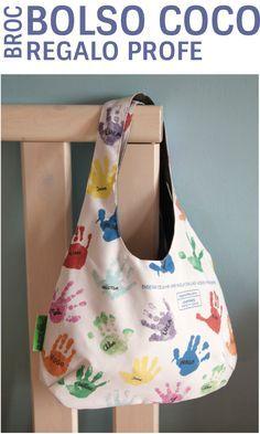 bolsas de tela para el dia del maestro - Buscar con Google