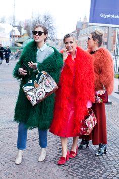 Copenhagen Fashion Week 2016...