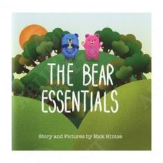 The Bear Essentials is designed to teach children about their relationship with Mother Nature while enjoying an adventure between two friendly bears. Also includes coloring pages!
