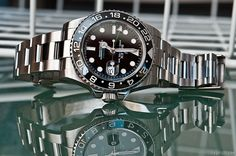 #Rolex GMT-Master II 116710    like .. repin .. comment :)    http://amzn.to/X1nbG9