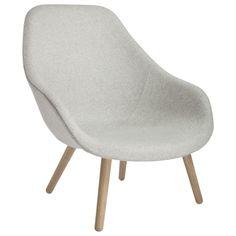 Hay AAL92 Loungechair Divina melange 120