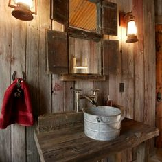 Cool rustic bathroom lighting easy rustic lighting fixture designs to complement your new home rustic bathroom . Rustic Bathroom Lighting, Barn Bathroom, Rustic Light Fixtures, Rustic Bathroom Designs, Bathroom Light Fixtures, Rustic Bathrooms, Diy Bathroom Decor, Rustic Lighting, Bathroom Styling
