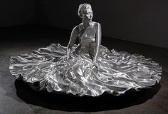 Fine Art and You:  Awesome Aluminum Wire Sculpture's by Seung Mo Park