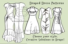 Learn #PatternPuzzle techniques in our Draped Skirt and Draped Dress Patterns Workshops  http://www.studiofaro.com/industry/draped-skirts?utm_content=buffer52c5e&utm_medium=social&utm_source=pinterest.com&utm_campaign=buffer http://www.studiofaro.com/industry/dd-darts-to-drape-in-flat-pattern-making?utm_content=buffer50a68&utm_medium=social&utm_source=pinterest.com&utm_campaign=buffer