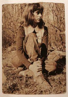 Diane Arbus at 18 yrsold