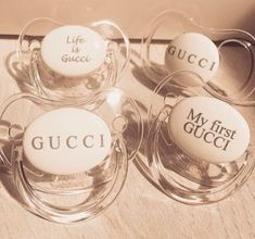 367da4e3dde10 Gucci baby pacifiers by KingThreads on Etsy https   www.etsy.com