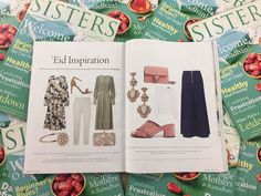 SISTERS MAGAZINE - SHOP OUR EID FEATURE NOW /Amaliah.co.uk Sisters Magazine, Eid Food, Magazine Shop, On The High Street, Modest Fashion, Inspiration, Shopping, Biblical Inspiration, Modesty Fashion