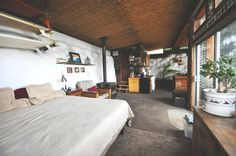 House Tour: A Small, Sustainable Home in the Mountains | Apartment Therapy