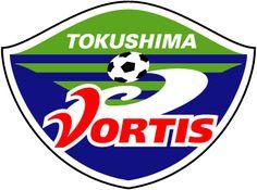 1955, Tokushima Vortis (Tokushima) #TokushimaVortis #Japan (L9522)