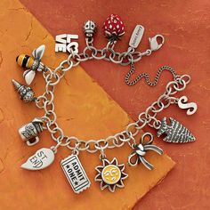 Summer Collection - Shop our Charm Collection #JamesAvery