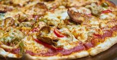 Tailgating Family By Stephen Linn It's Football Season Again. That time of year where millions of us dust off the grill and head to the parking lot. %-% Learn to Love Cooking Menu, Hawaiian Pizza, Tailgating, Pizza Recipes, Pepperoni, Mozzarella, Vegetable Pizza, Grilling, Cooking