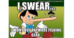 Check Out More Funny Cheesy Memes For Your fishing memes Hilarious Best Husband Quotes and SayingsTop Funny Fishing Memes WeirdTop 23 Hilarious Animal Memes Make me Top Gear Memes to Fuel the Car Enthusiast In You Fishing Quotes, Fishing Humor, Fishing Tips, Fly Fishing, Tuna Fishing, Marlin Fishing, Spear Fishing, Survival Fishing, Fishing Stuff