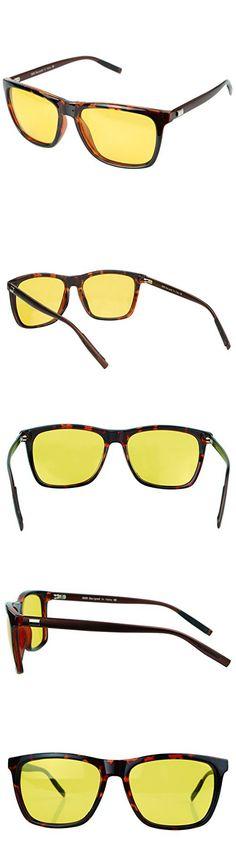 5560063f48e Duco Night vision Driving Glasses For Headlight Polarized Eyewear 3029 DC- 3029-BLACK-CA