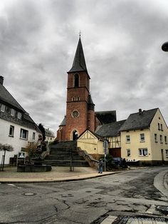 I've walked through the town of Sohren, Germany, and was surprised that storekeepers instantly recognized me to be an American.  I knew this because they greeted me in flawless English.