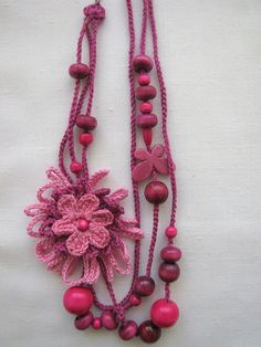 Yarn+Bead by Little Treasure, via Flickr
