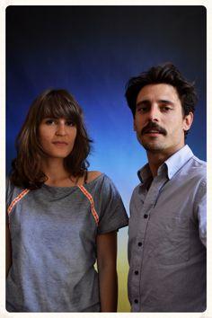 Le miroir de Flavie+Paul et Grégory, diplômés de l'ENSCI