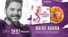 CD Forró Pegado Promocional Setembro 2016