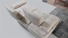 drone koltuk takımı sırt mekanizması