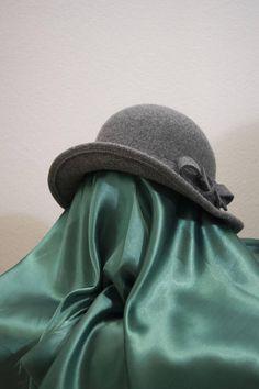 Women's Felt Hat Moldable