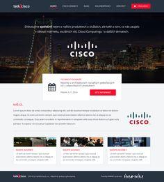 CISCO - Grafický návrh 2015